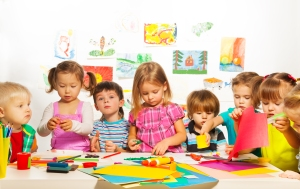 Learning with play at Preschool Delivers